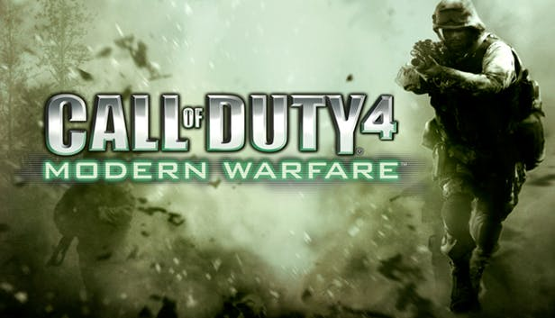 call of duty mw 4
